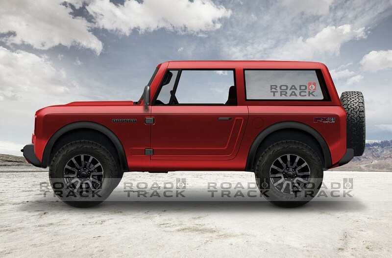 12 All New 2020 Ford Bronco Raptor Review for 2020 Ford Bronco Raptor