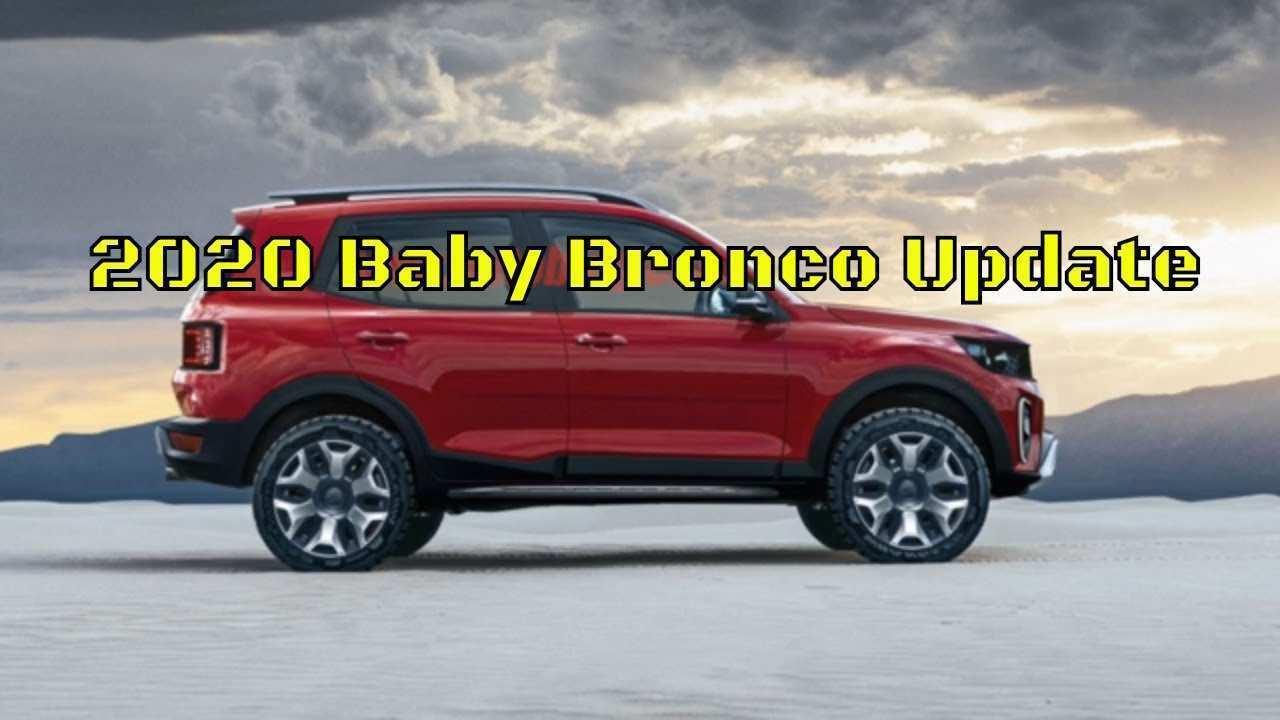 12 All New 2020 Mini Bronco Release Date with 2020 Mini Bronco