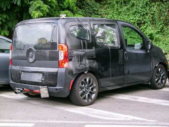 12 All New Fiat Qubo 2020 Exterior for Fiat Qubo 2020