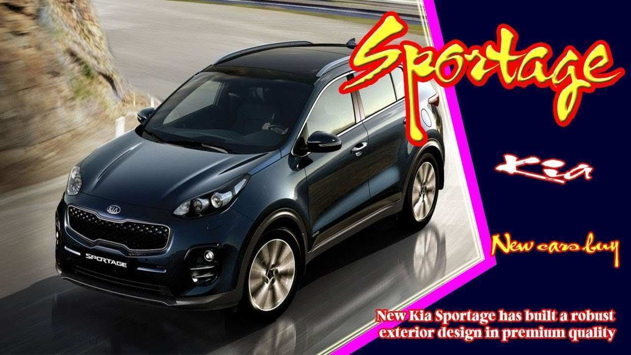 12 Best Review 2019 Kia Sportage Redesign Spy Shoot for 2019 Kia Sportage Redesign