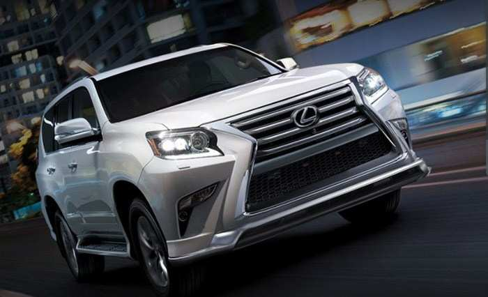 12 Best Review 2019 Lexus Gx 460 Redesign Concept with 2019 Lexus Gx 460 Redesign