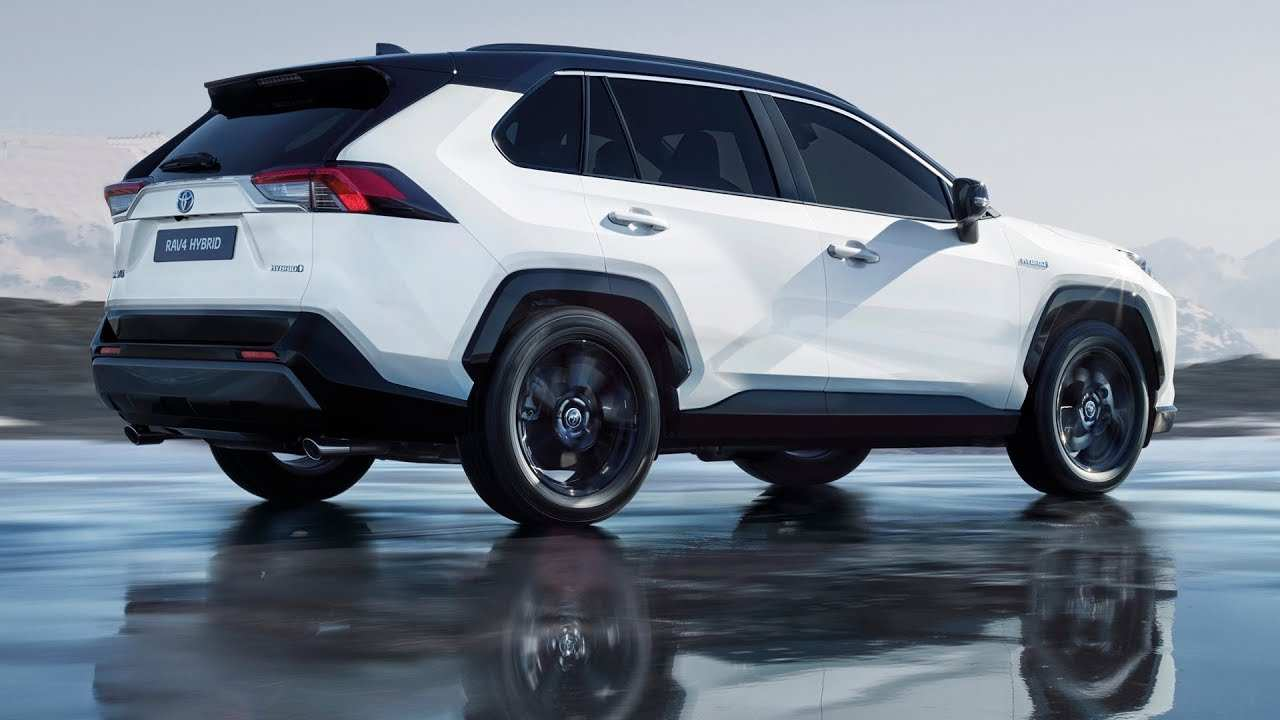 12 Best Review 2019 Toyota Rav4 Hybrid New Concept with 2019 Toyota Rav4 Hybrid