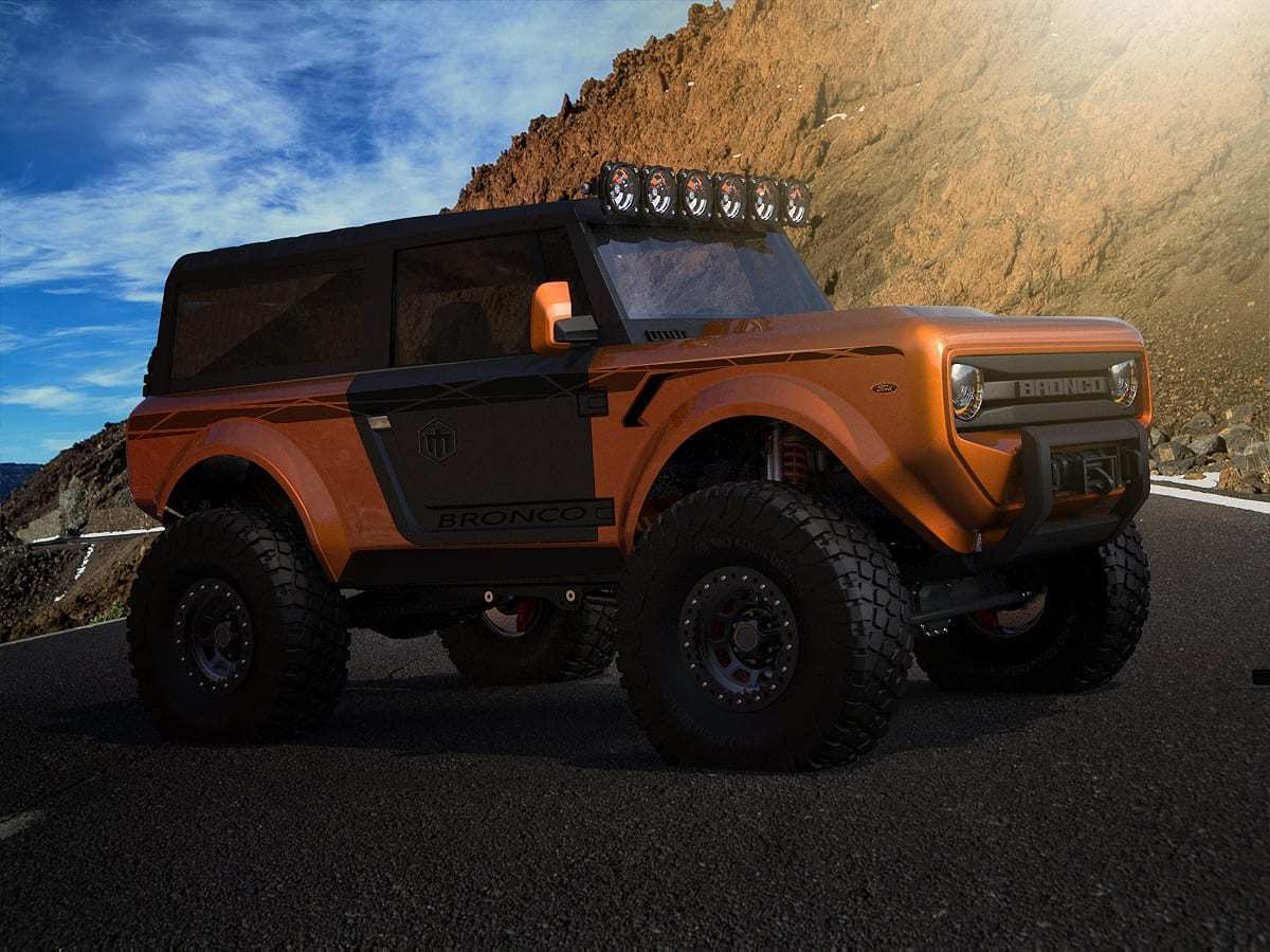 12 Best Review 2020 Ford Bronco Design Model for 2020 Ford Bronco Design
