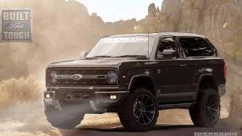 12 Best Review 2020 Ford Bronco Detroit Auto Show Redesign with 2020 Ford Bronco Detroit Auto Show
