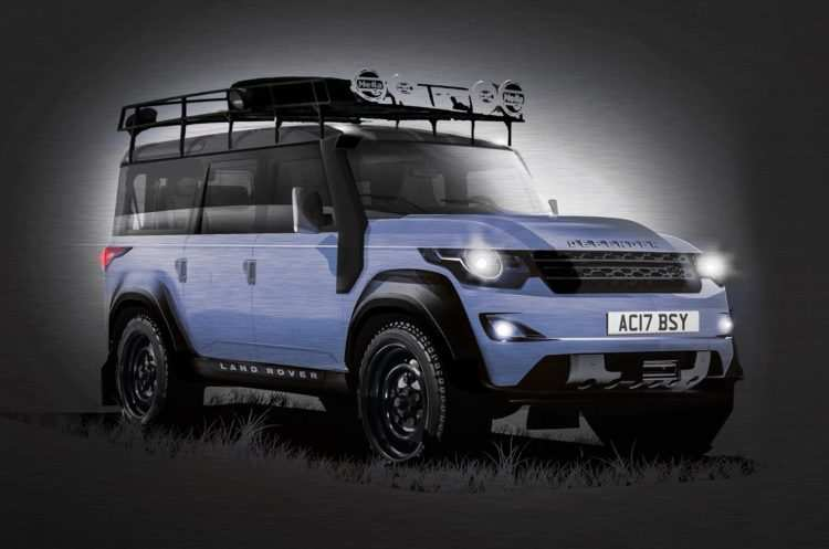 12 Concept of 2019 Land Rover Defender Price Review with 2019 Land Rover Defender Price