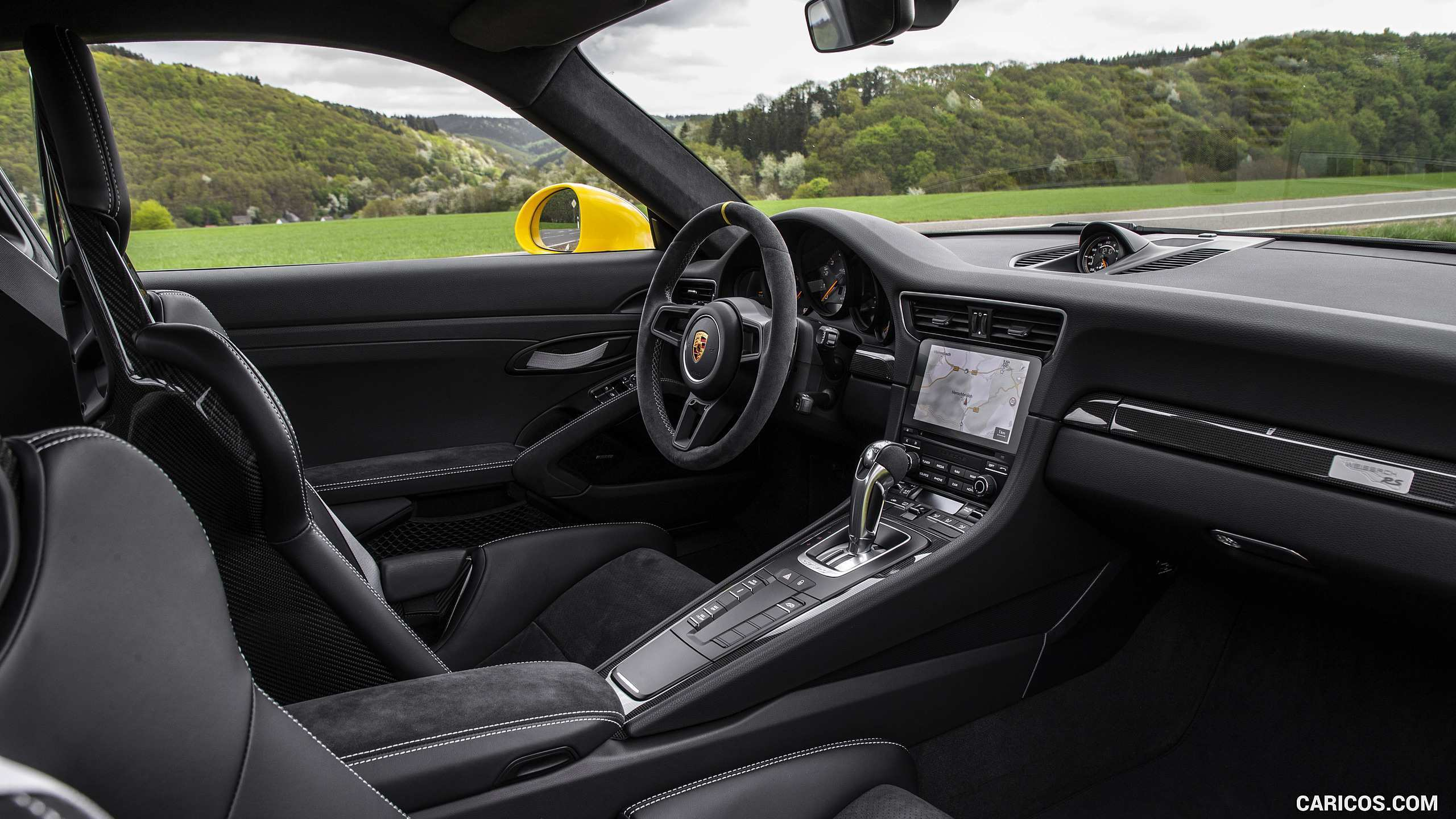 12 Concept of 2019 Porsche 911 Interior Exterior for 2019 Porsche 911 Interior
