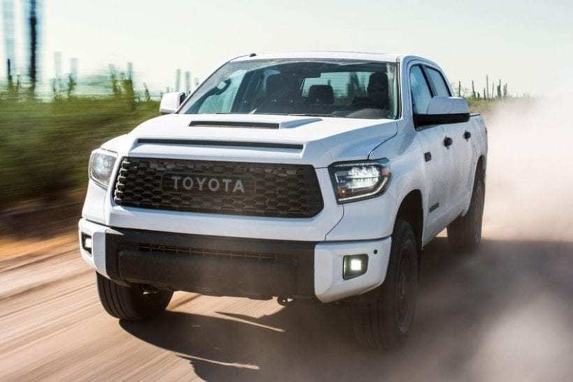 12 Concept of 2019 Toyota Tundra News Specs and Review by 2019 Toyota Tundra News