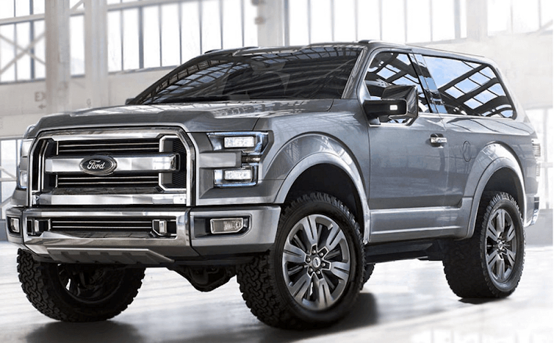 12 Concept of 2020 Ford Bronco Wiki Configurations for 2020 Ford Bronco Wiki