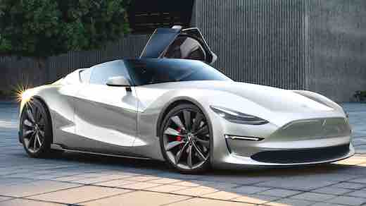 12 Concept of 2020 Tesla Roadster Dimensions Wallpaper by 2020 Tesla Roadster Dimensions