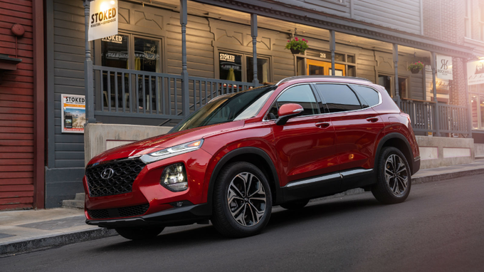 12 Concept of Hyundai Santa Fe 2020 First Drive for Hyundai Santa Fe 2020