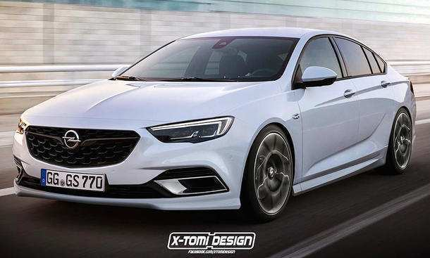 12 Concept of Opel Opc 2019 Performance for Opel Opc 2019