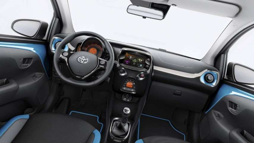 12 Concept of Toyota Aygo 2020 History with Toyota Aygo 2020