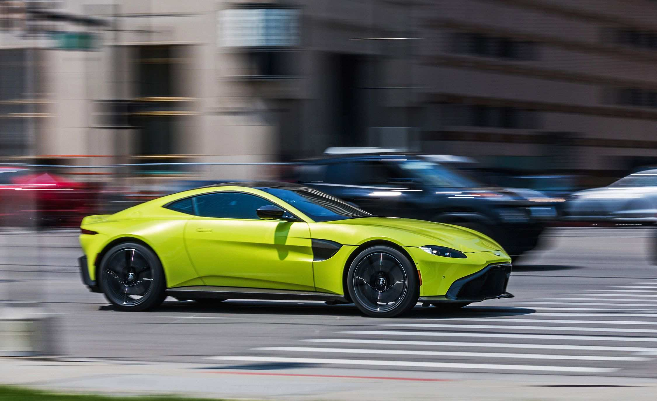 12 Gallery of 2019 Aston Martin Vantage Predictably Stunning New Review for 2019 Aston Martin Vantage Predictably Stunning