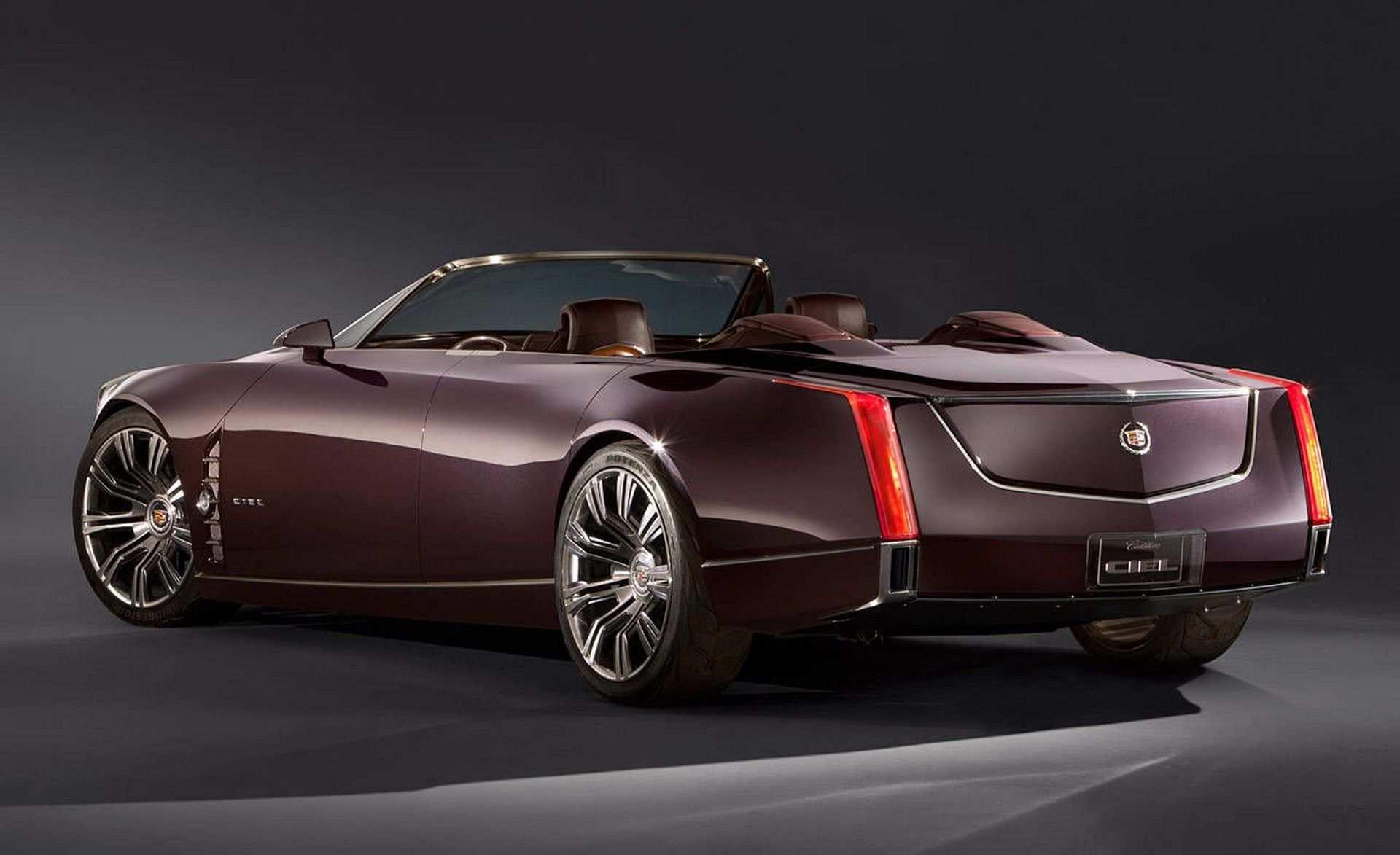 12 Gallery of 2019 Cadillac Escala Convertible New Concept for 2019 Cadillac Escala Convertible