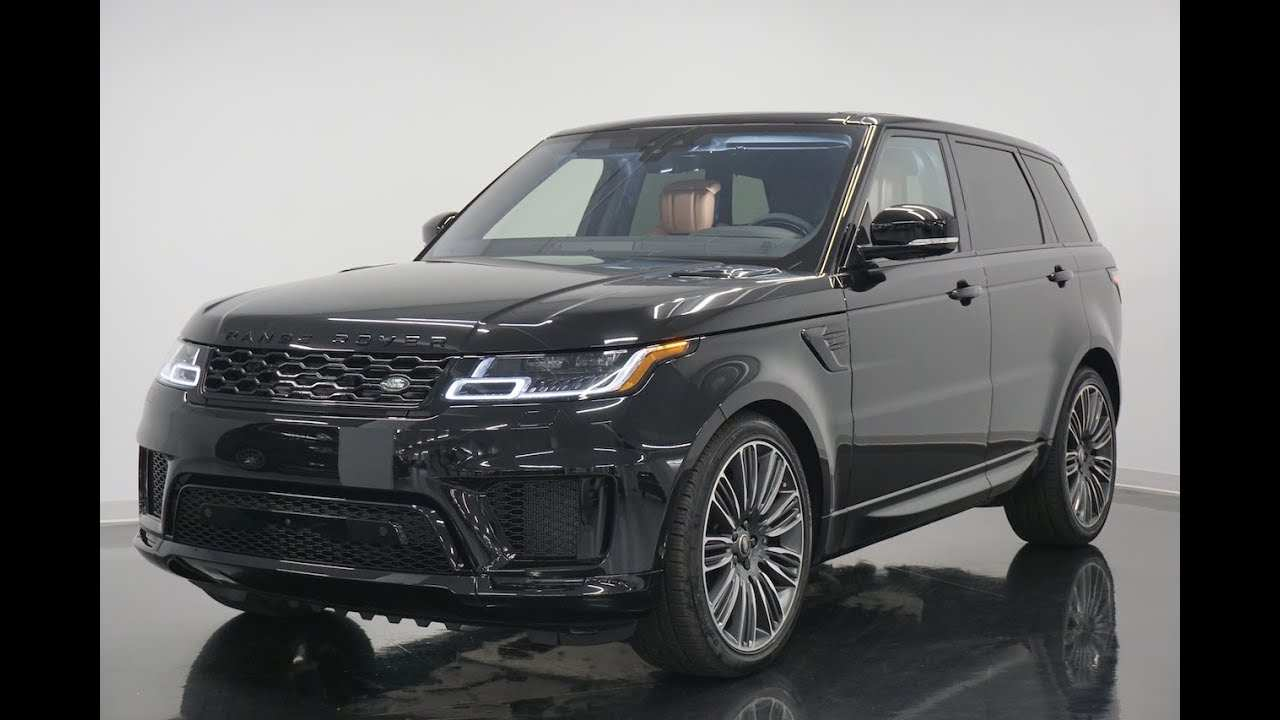 12 Gallery of 2019 Land Rover Autobiography Configurations for 2019 Land Rover Autobiography