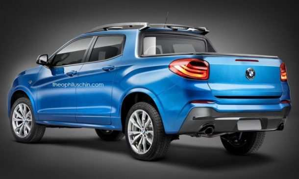 12 Gallery of 2020 Bmw Pickup Specs and Review for 2020 Bmw Pickup