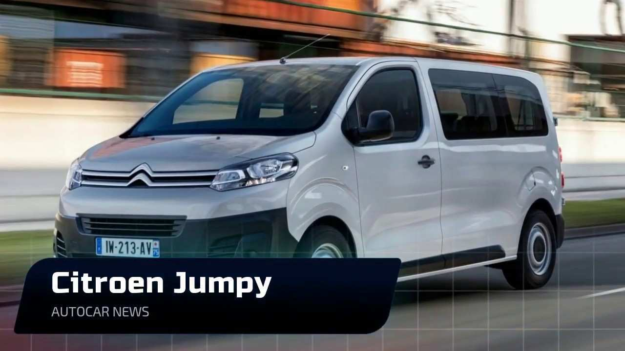12 Gallery of Citroen Jumper 2019 Rumors with Citroen Jumper 2019
