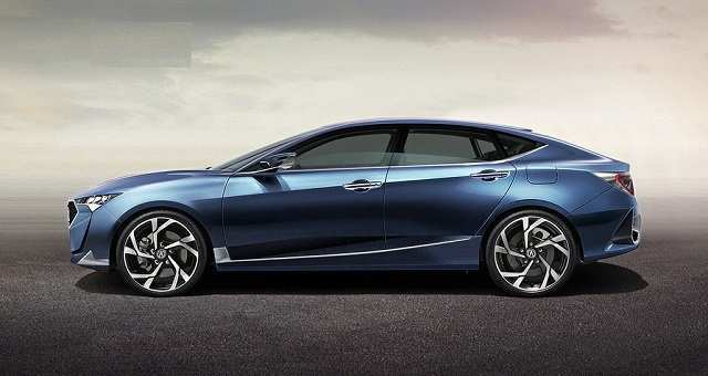 12 Great 2019 Acura Ilx Redesign Picture with 2019 Acura Ilx Redesign