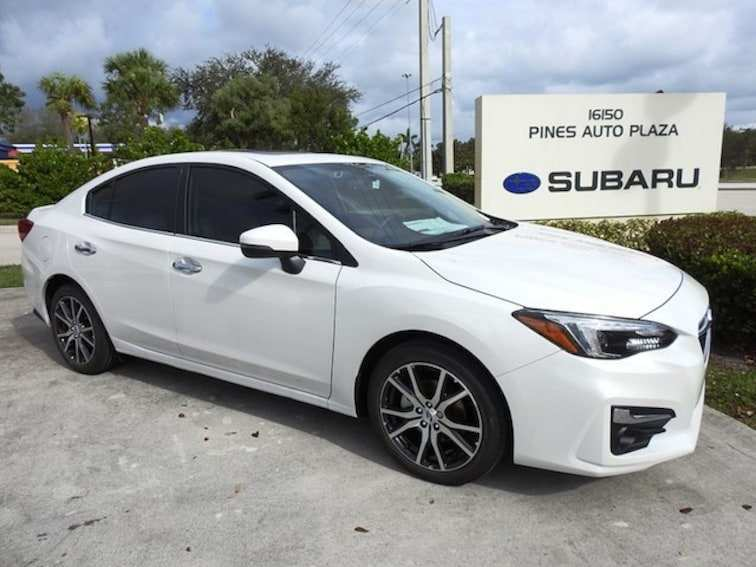 12 Great 2019 Subaru Impreza Sedan Prices with 2019 Subaru Impreza Sedan