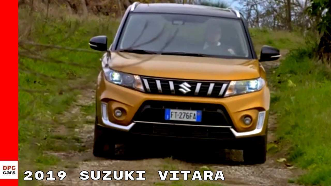 12 Great 2019 Suzuki Suv Exterior and Interior with 2019 Suzuki Suv