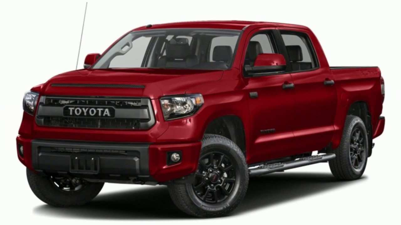 12 Great 2019 Toyota Tundra Concept Configurations with 2019 Toyota Tundra Concept