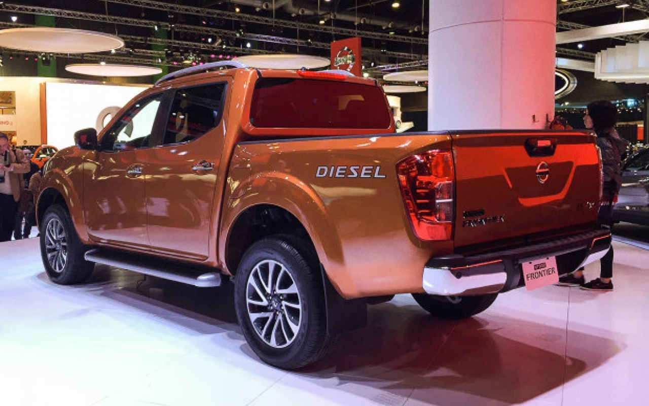 12 Great 2020 Nissan Frontier Release Date Style For 2020