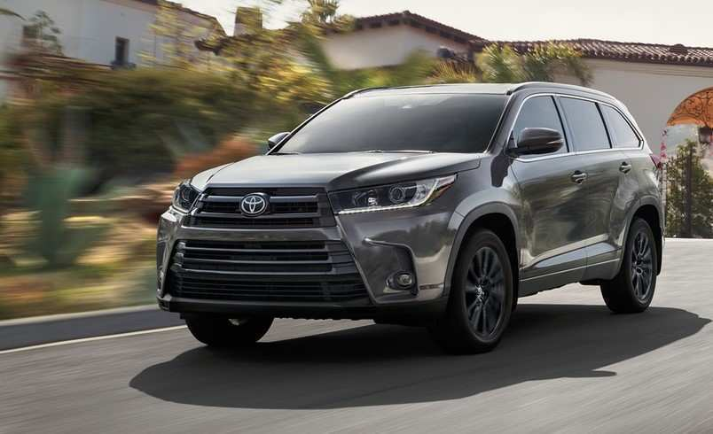 12 Great 2020 Toyota Kluger New Concept for 2020 Toyota Kluger