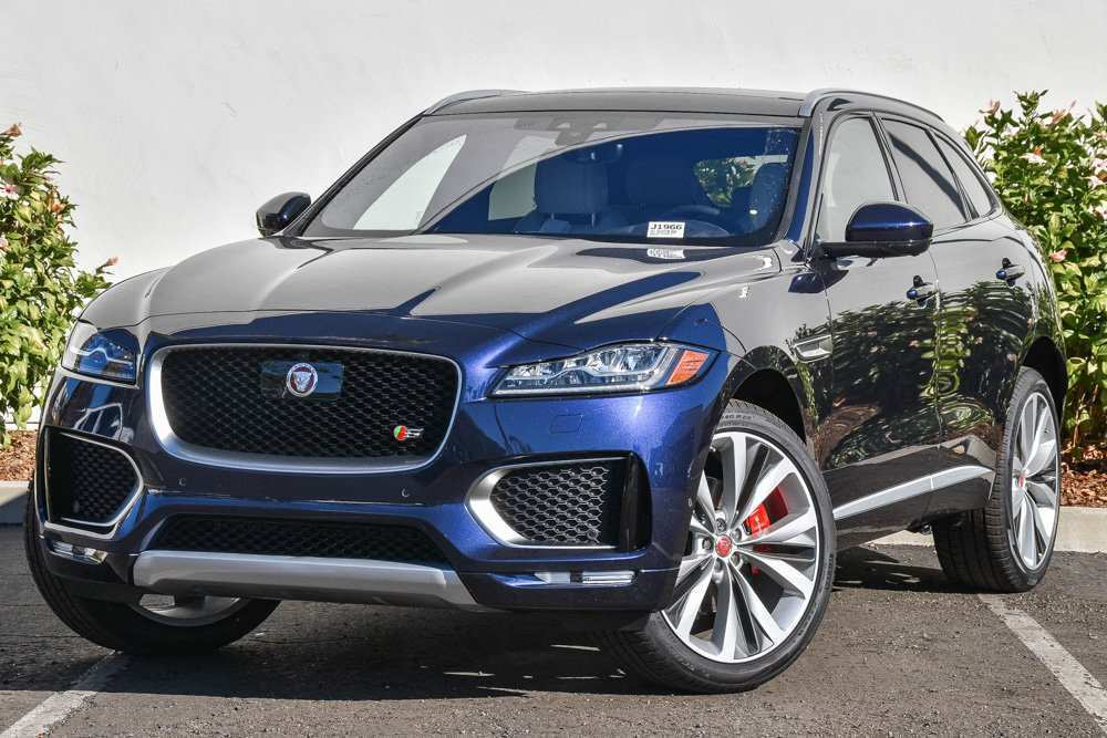 12 Great Jaguar 2019 F Pace Price and Review with Jaguar 2019 F Pace