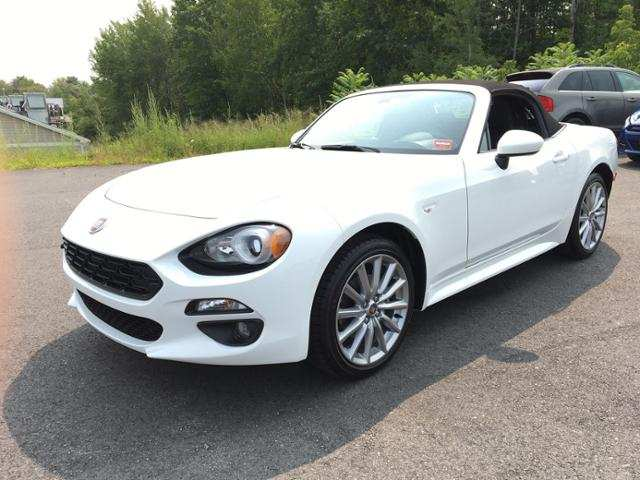 12 New 2019 Fiat 124 Spider Lusso Review for 2019 Fiat 124 Spider Lusso