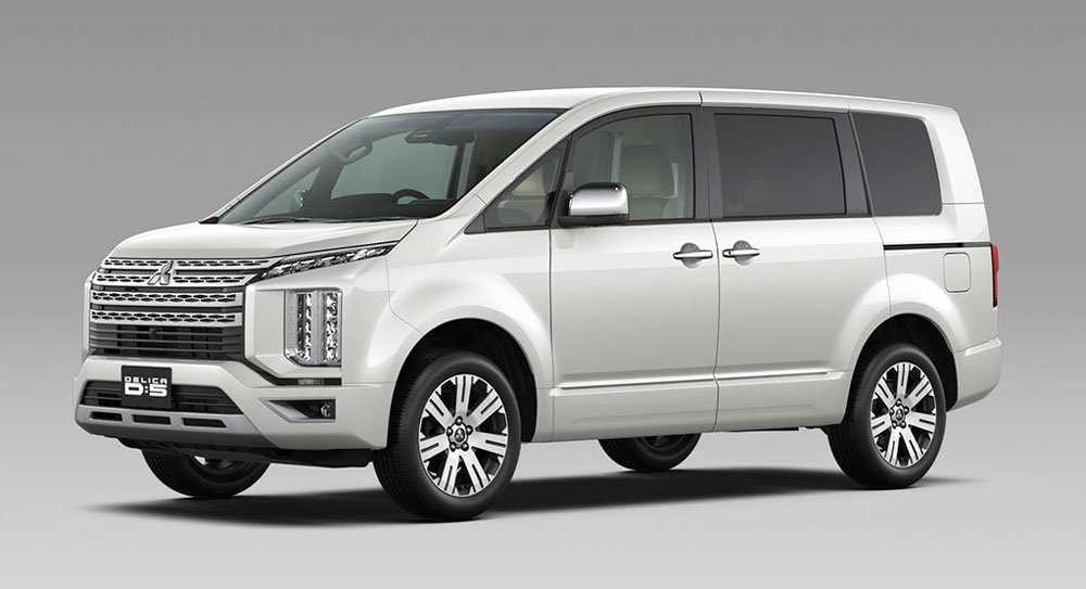 12 New 2019 Mitsubishi Delica History for 2019 Mitsubishi Delica