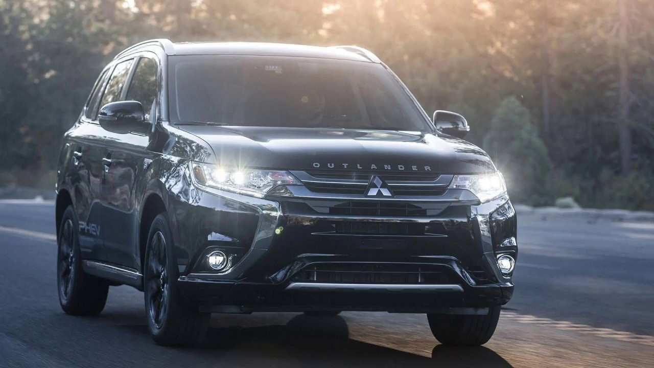 12 New 2019 Mitsubishi Hybrid Concept by 2019 Mitsubishi Hybrid