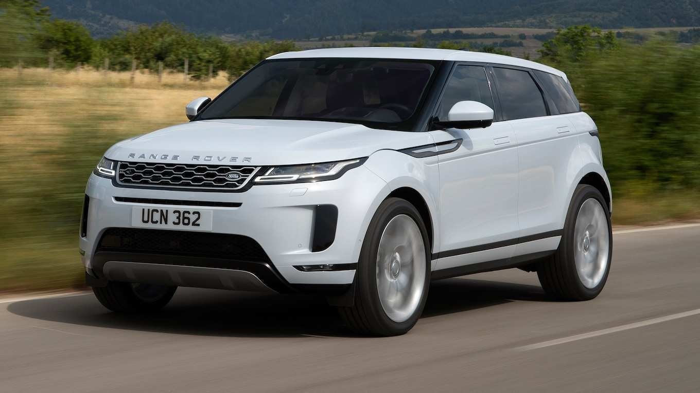 12 New 2020 Land Rover Sport Configurations by 2020 Land Rover Sport