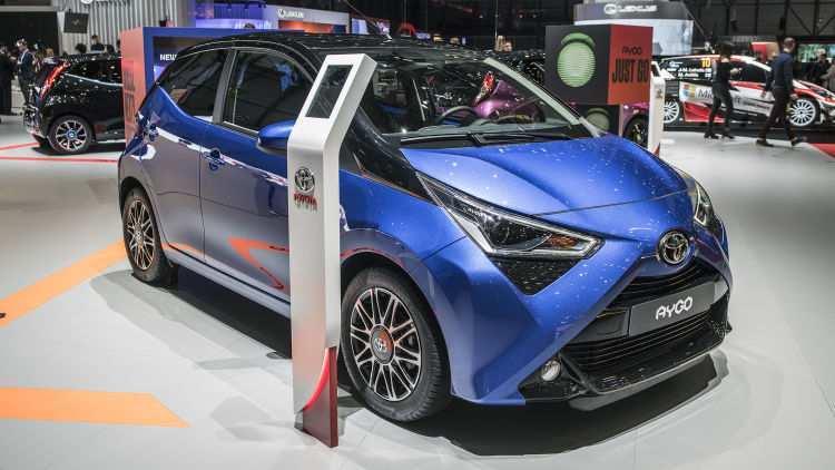 12 New Toyota Aygo 2020 Style by Toyota Aygo 2020