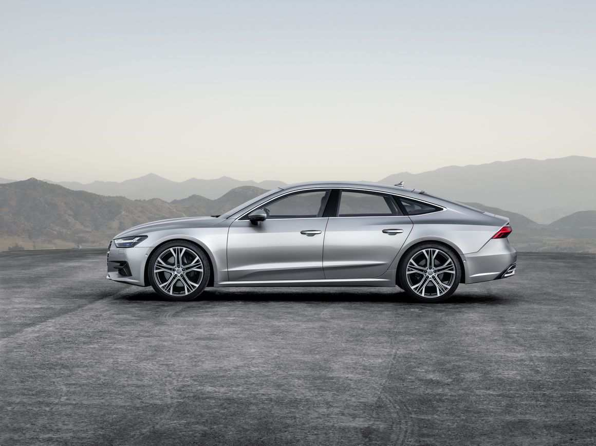12 The 2019 Audi A7 Debut Price by 2019 Audi A7 Debut