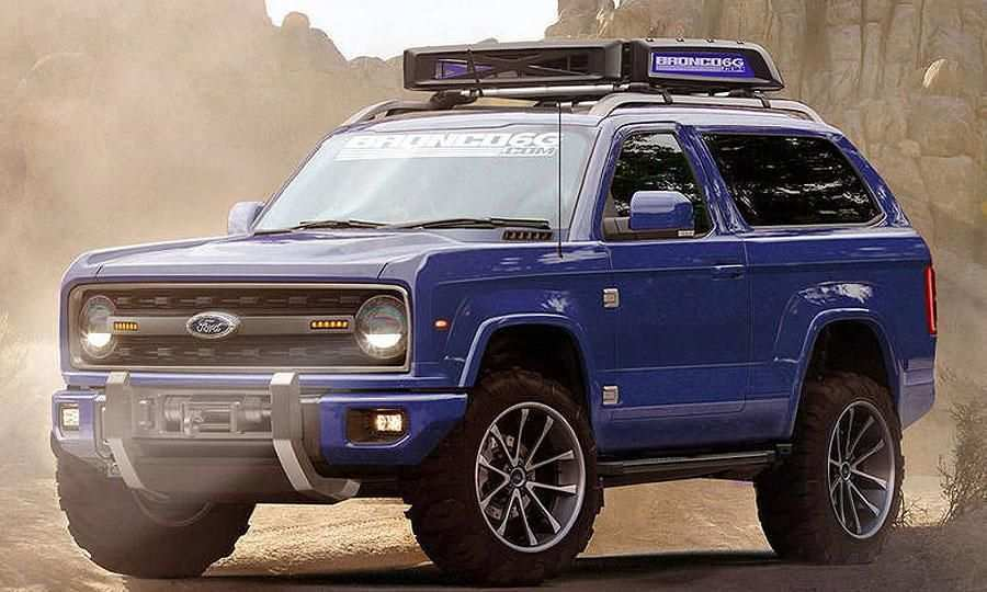 12 The 2019 Ford Bronco Pictures Pricing for 2019 Ford Bronco Pictures