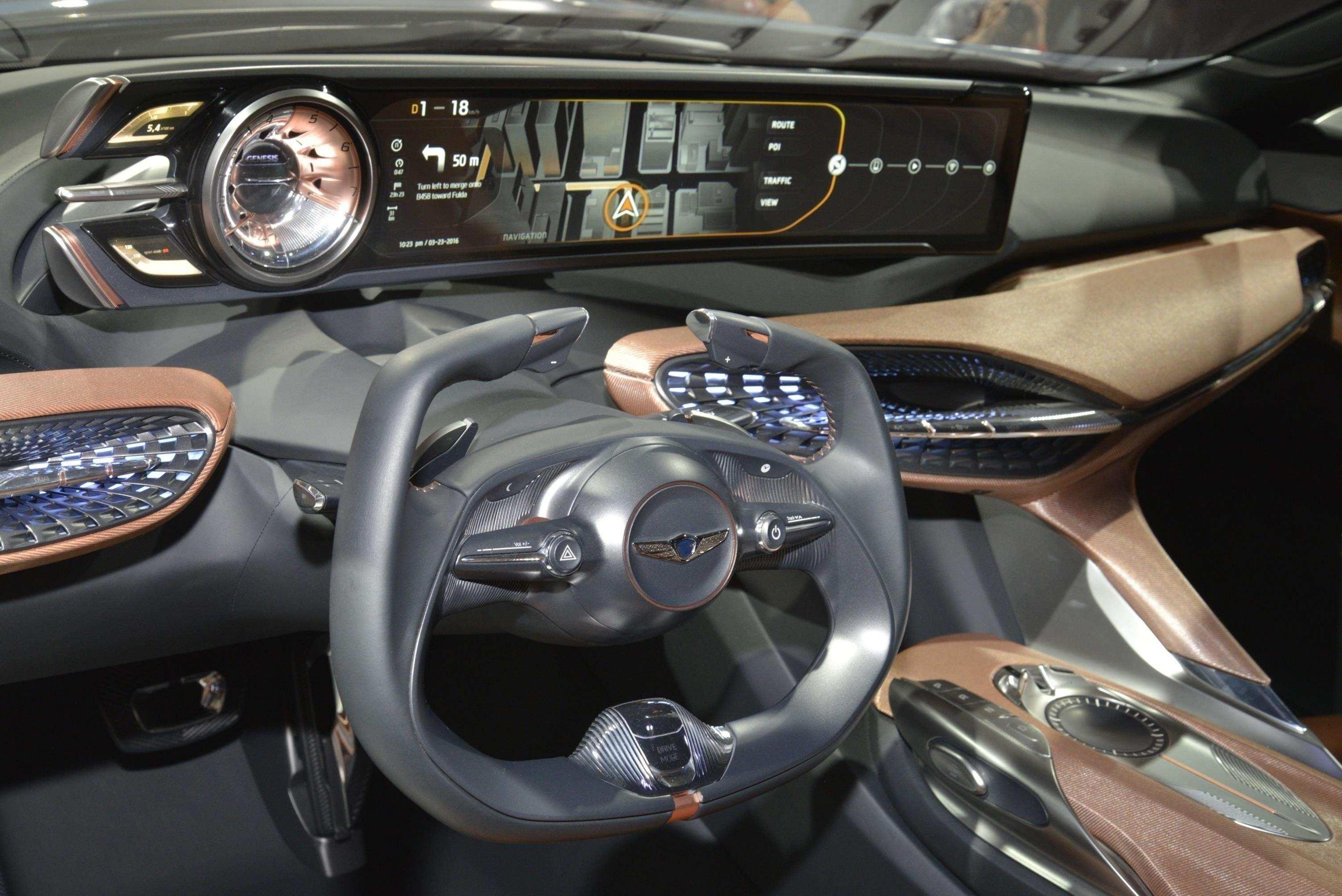 12 The 2019 Genesis V8 Exterior with 2019 Genesis V8