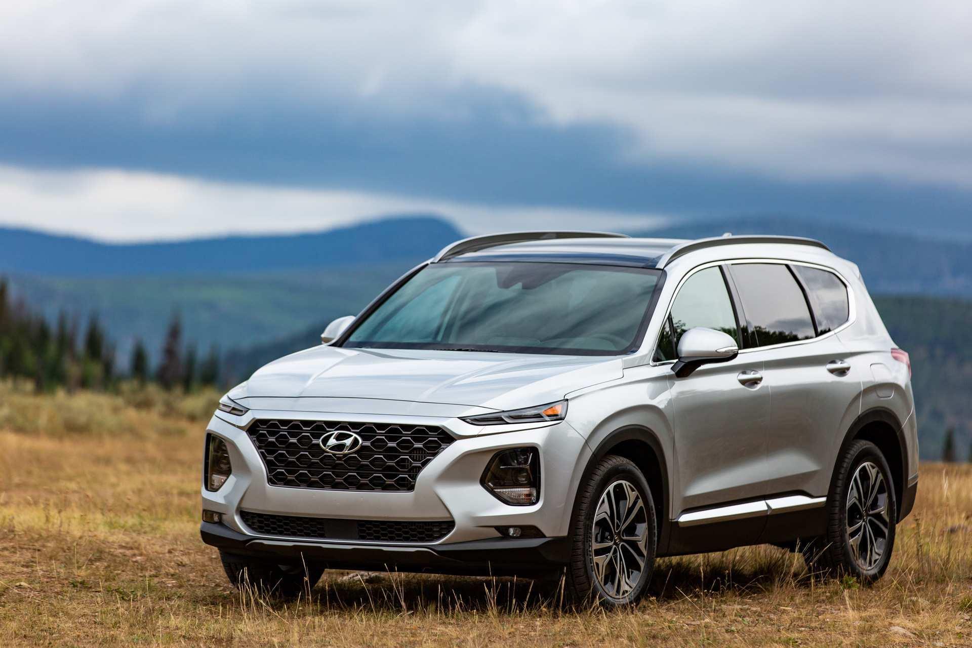 12 The 2019 Hyundai Santa Fe Test Drive Redesign and Concept with 2019 Hyundai Santa Fe Test Drive