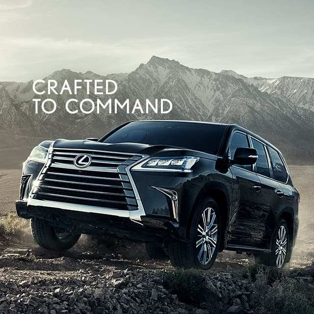 12 The 2019 Lexus Lx 570 History for 2019 Lexus Lx 570