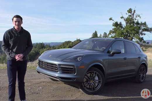 12 The 2019 Porsche Cayenne Video Overview for 2019 Porsche Cayenne Video