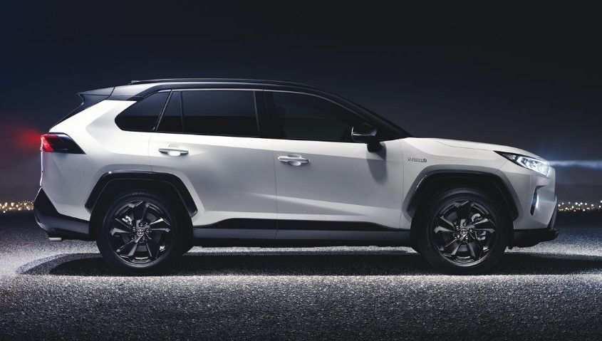 12 The 2020 Toyota Rav Specs for 2020 Toyota Rav