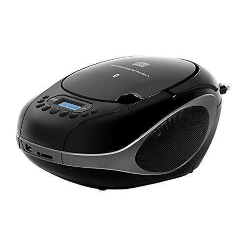 12 The Croma Crey 2020 Mini Boombox Black Spesification for Croma Crey 2020 Mini Boombox Black