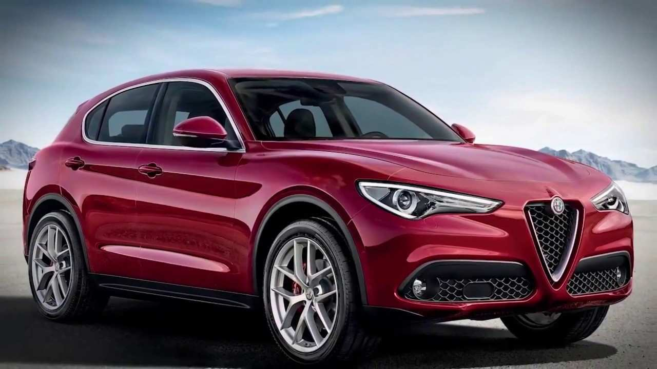 13 All New 2019 Alfa Romeo Performance and New Engine with 2019 Alfa Romeo