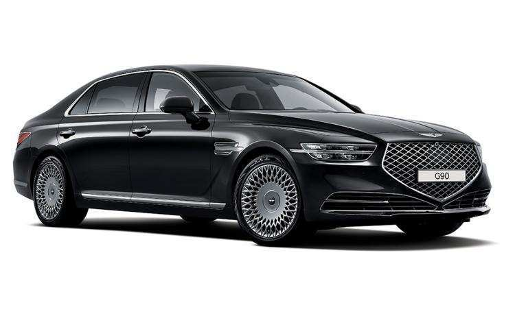 13 All New 2019 Genesis G90 Engine by 2019 Genesis G90