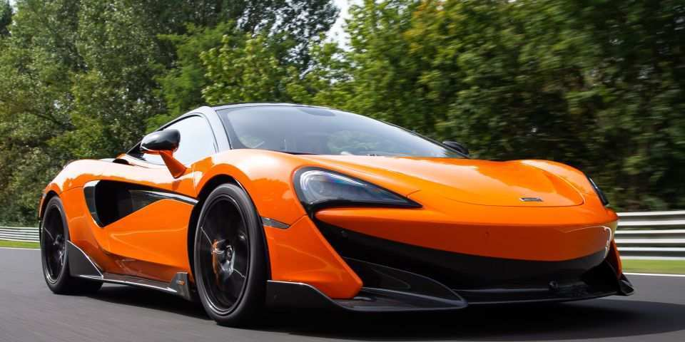 13 All New 2019 Mclaren 600Lt Pricing by 2019 Mclaren 600Lt