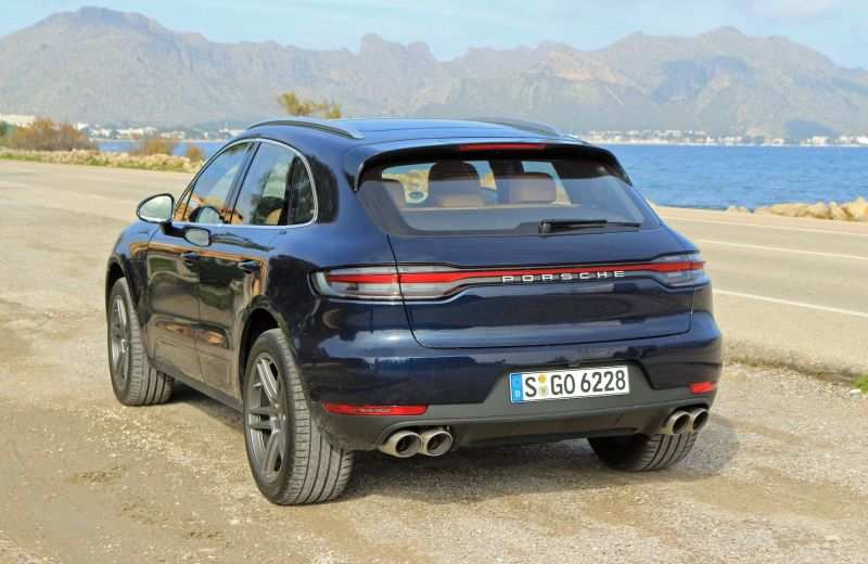 13 All New 2019 Porsche Macan New Concept for 2019 Porsche Macan