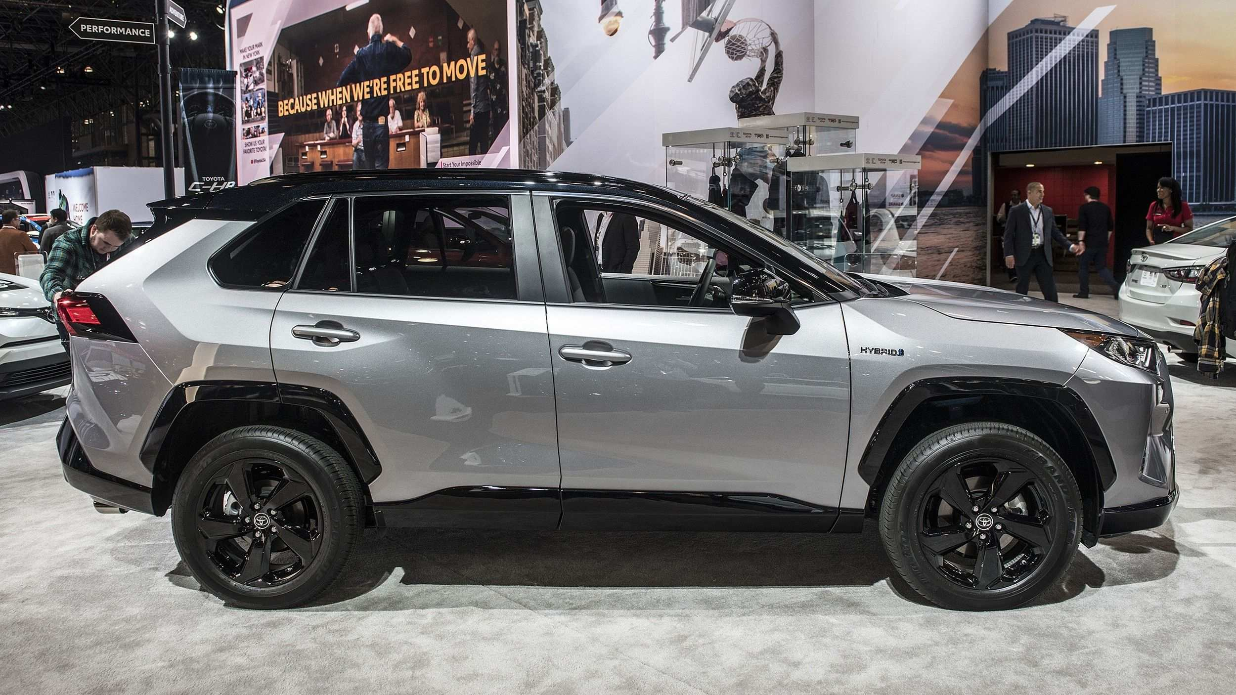 13 All New 2019 Toyota Rav4 Hybrid Specs Engine by 2019 Toyota Rav4 Hybrid Specs