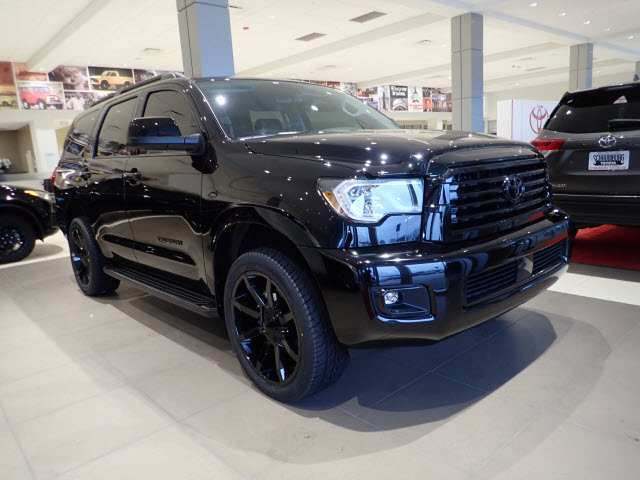 13 All New 2019 Toyota Sequoia First Drive with 2019 Toyota Sequoia