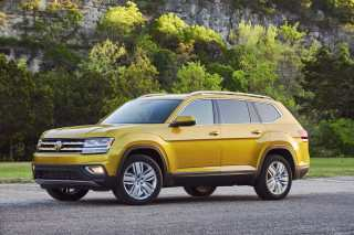 13 All New 2019 Volkswagen Atlas Price and Review with 2019 Volkswagen Atlas