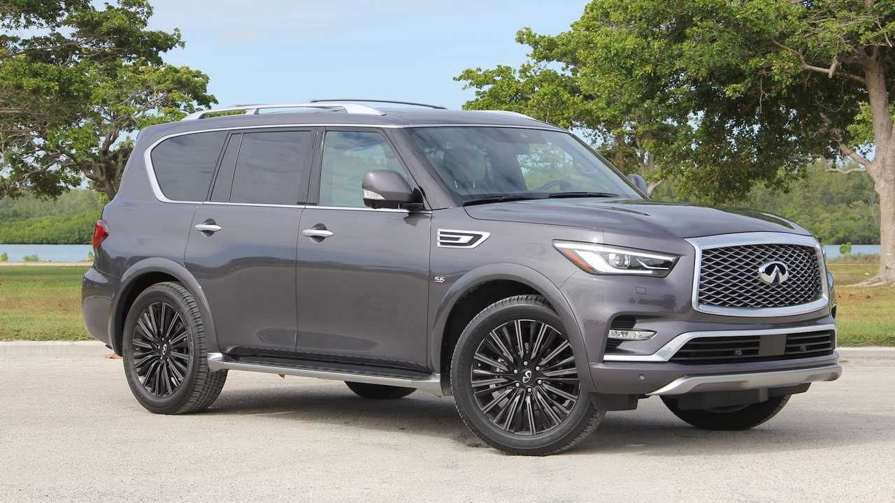 13 All New Infiniti Qx80 2019 Model by Infiniti Qx80 2019