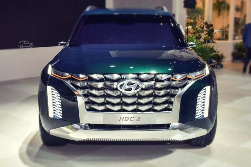 13 Best Review 2019 Hyundai Full Size Suv Reviews with 2019 Hyundai Full Size Suv